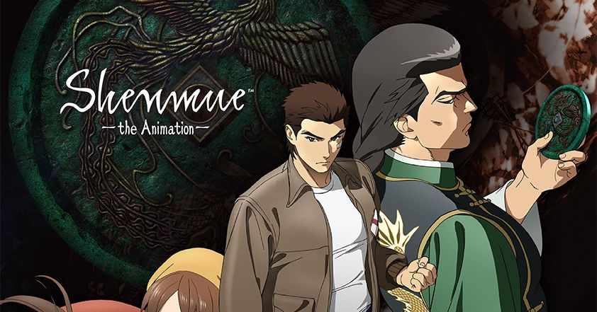 Shenmue anime coming to Crunchyroll, Adult Swim from One Punch Man director