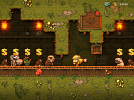 Spelunky 2 guide: How to find the Black Market