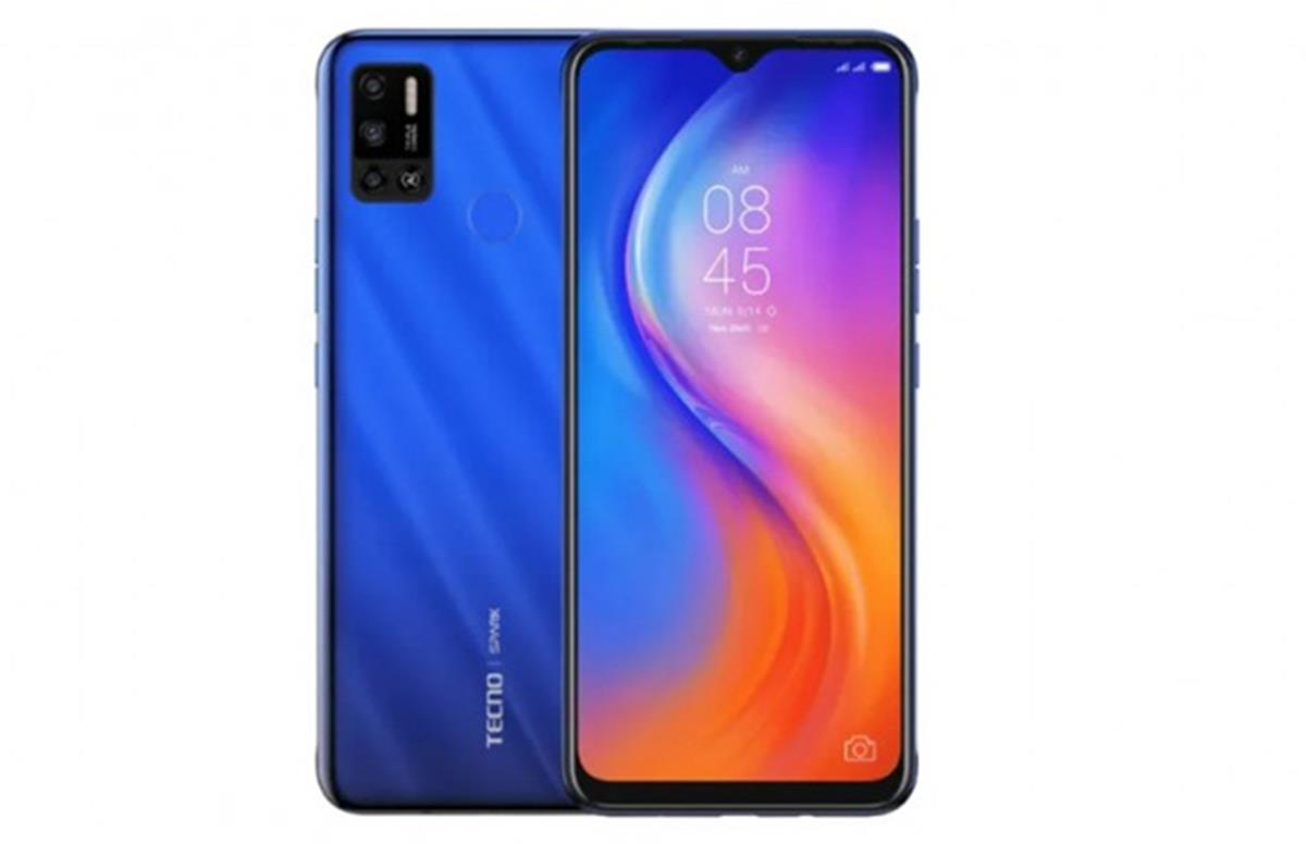 Tecno Spark 6 Air new variant launched in India, tecno mobile available soon on amazon - new variant of Tecno Spark 6 Air with 6,000 mAh battery launched, price less than 9 thousand