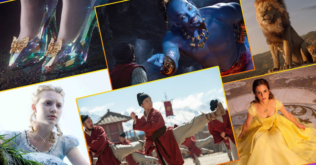 The 15 live-action Disney remakes, ranked: Mulan to Lion King