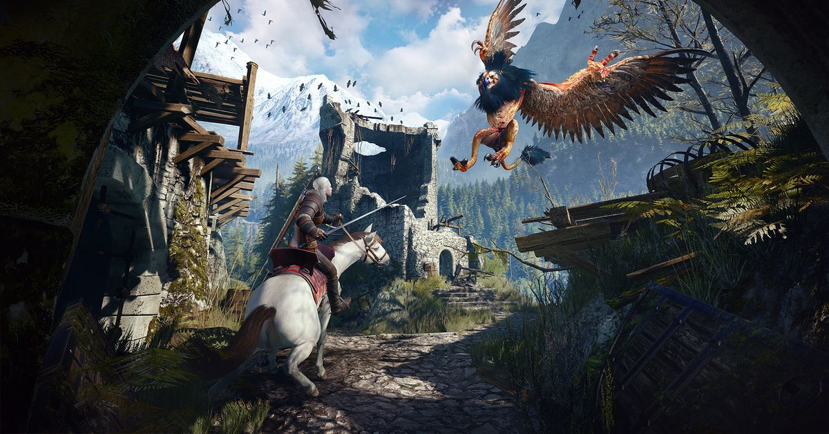 The Witcher 3 for PS5 and Xbox Series X announced