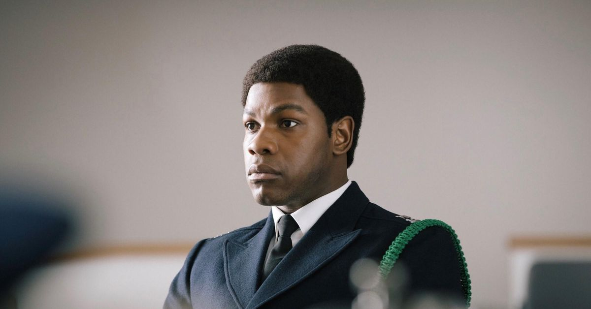 The trailer for Steve McQueen's Amazon anthology showcases John Boyega