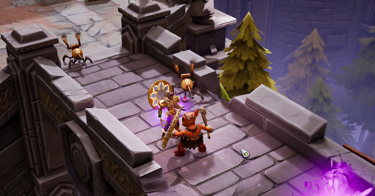 Torchlight 3 launches in mid-October