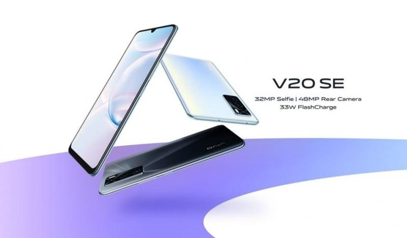 Vivo V20, V20 Pro, and V20 SE launched with triple cameras, big batteries