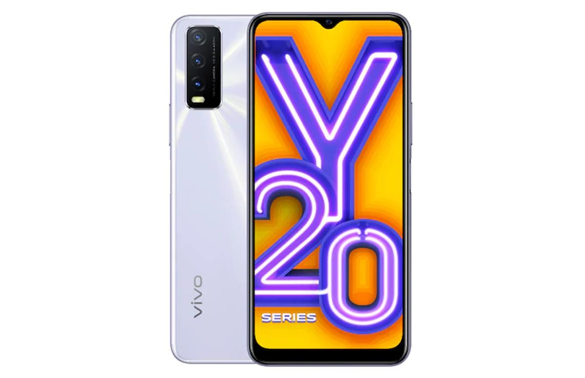 Vivo Y20 6GB RAM Price in India this vivo mobile new variant launched cost latest Smartphones under 15000 - 5000 mAh battery Vivo Y20 new variant launched in India, price less than 14 thousand