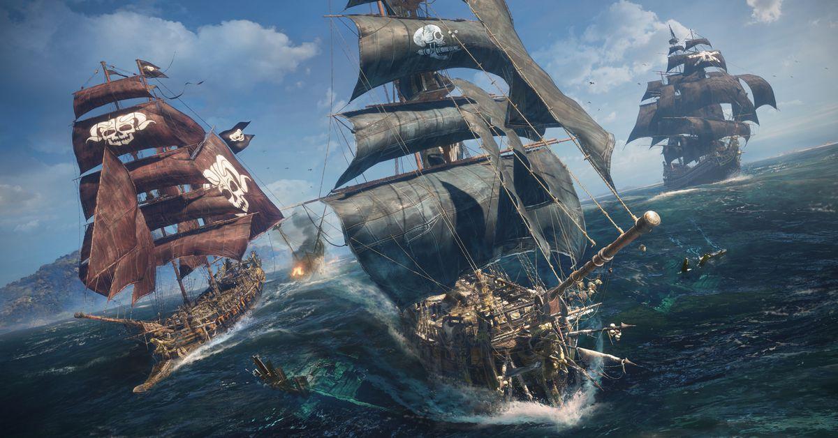 Why Skull & Bones won't be at Ubisoft Forward