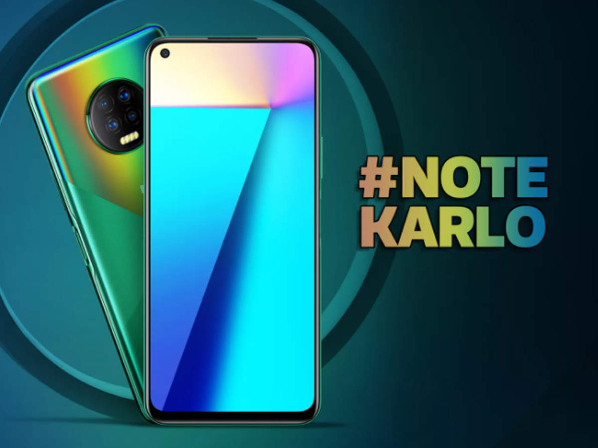 infinix note 7 india launch: Infinix note 7 to be launched today, strong features tease on flipkart - infinix note 7 with quad camera set to launch today in india, dedicated page seen on flipkart