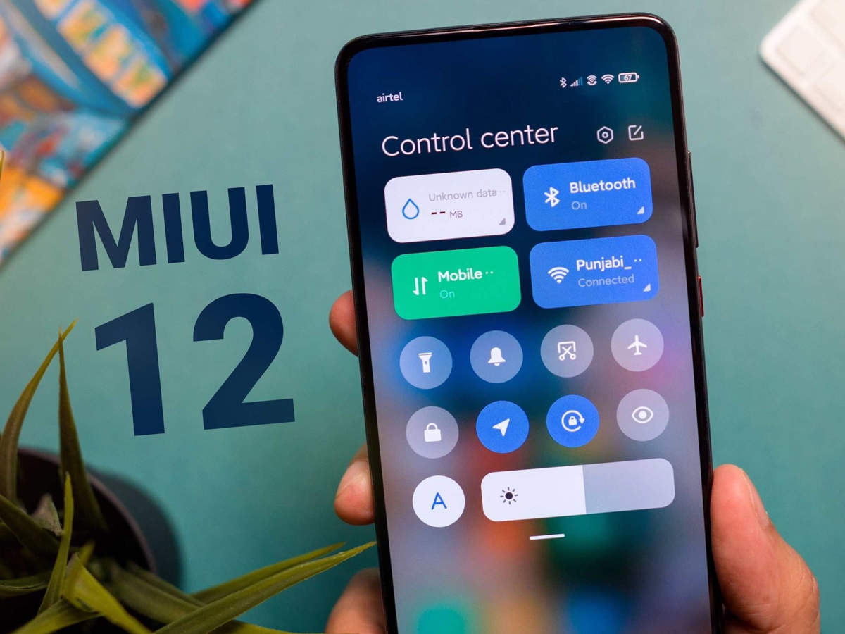 miui 12 update in india: The wait is over!  This Xiaomi phone started getting MIUI 12 update in India - xiaomi redmi note 9 pro users in india gets miui 12 update, other devices may get the update in coming days