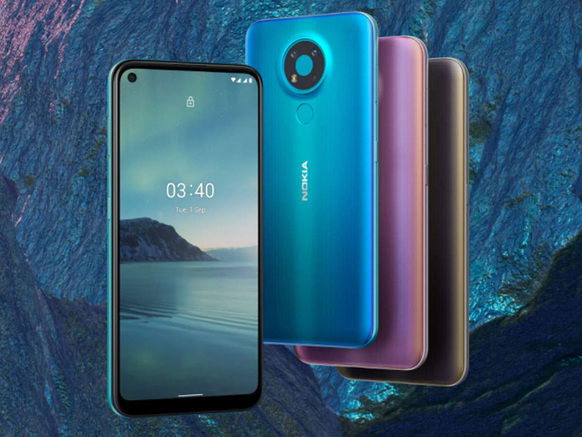 nokia 3.4: nokia 3.4 and 2.4 smartphones launched, know price and features - nokia 3.4 and nokia 2.4 smartphones launched know price and specification