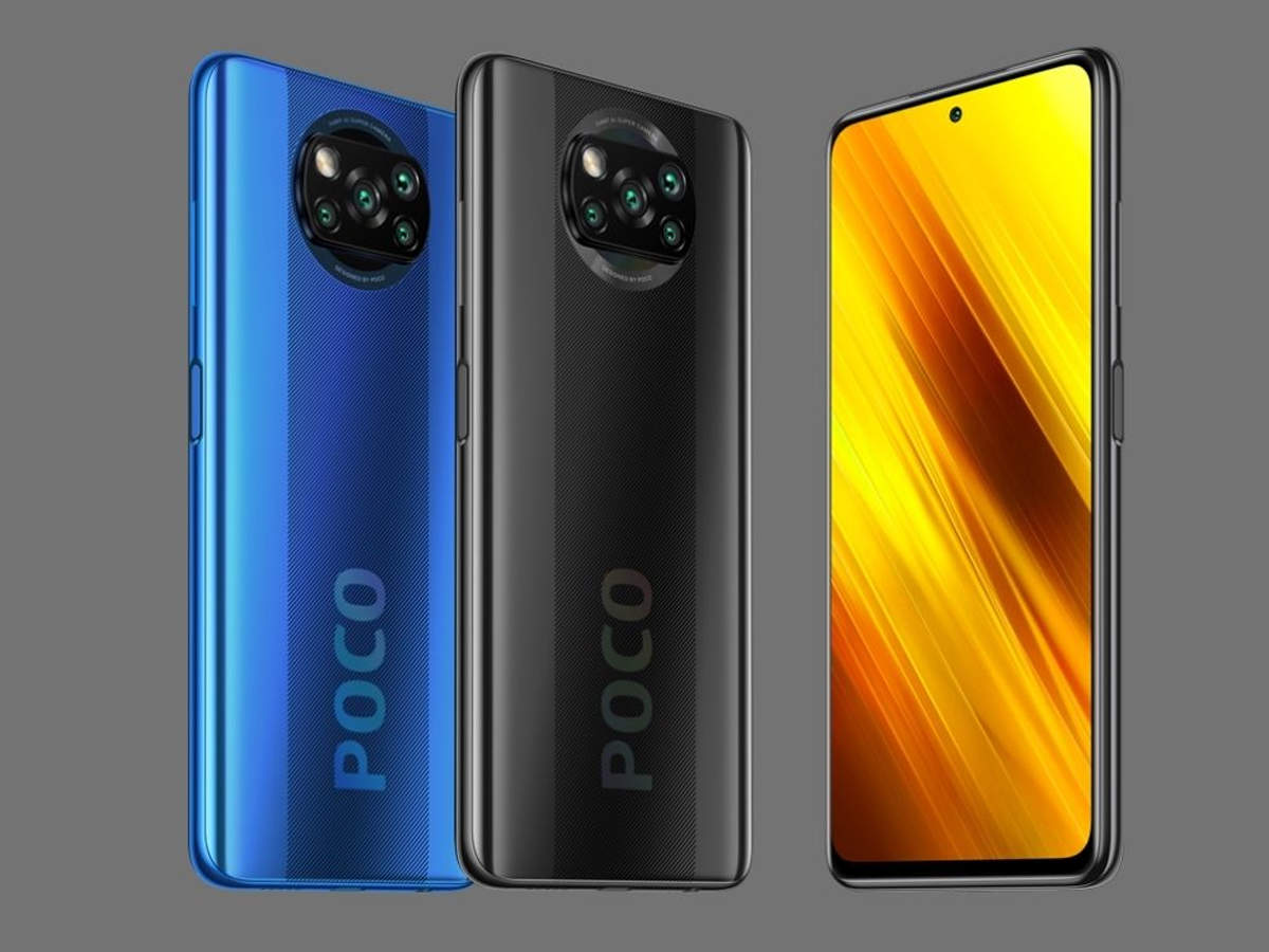poco x3 price: More than 1 lakh phones sold in just 3 days, Poco x3 burns as soon as launched