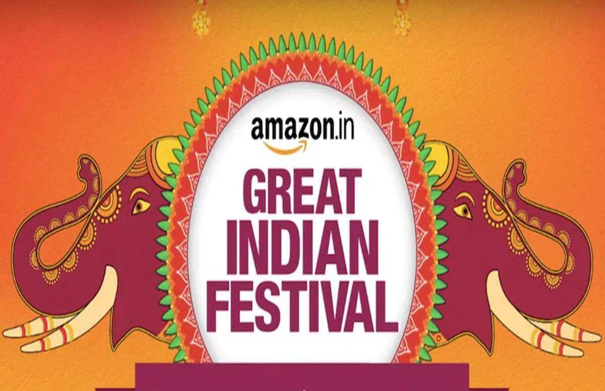 Amazon Great Indian Festival Sale Date Reveal 17 October customers get offers, discounts during Amazon Sale - Amazon Great Indian Festival Sale: Amazon Sale from October 17, up to 75% off on these products