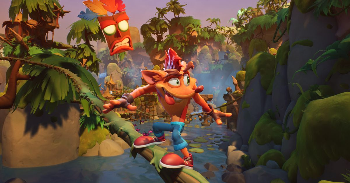 Crash Bandicoot 4 review: PS4/Xbox One sequel is stuck in the '90s