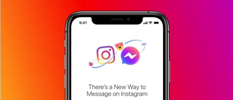 Facebook makes Instagram DM, Messenger integration official