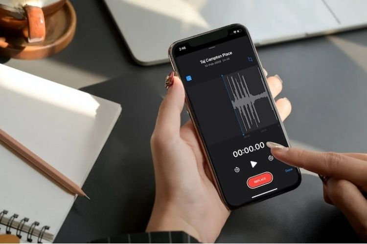 How to Improve Voice Memo Recordings in iOS 14 on iPhone