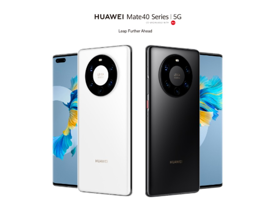 Huawei Mate 40, Mate 40 Pro, and Mate 40 Pro+ with Kirin 9000 SoC launched