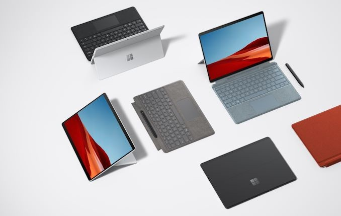 Microsoft Surface Pro X gets new SQ2 chip and Platinum color