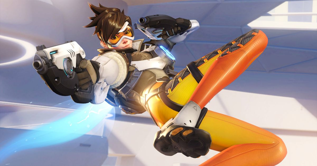 Overwatch is free on PC, thanks to Overwatch League