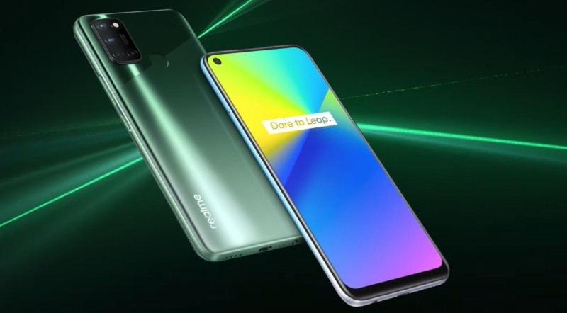 Realme 7i with Snapdragon 662, 90Hz display, 5000mAh battery launched