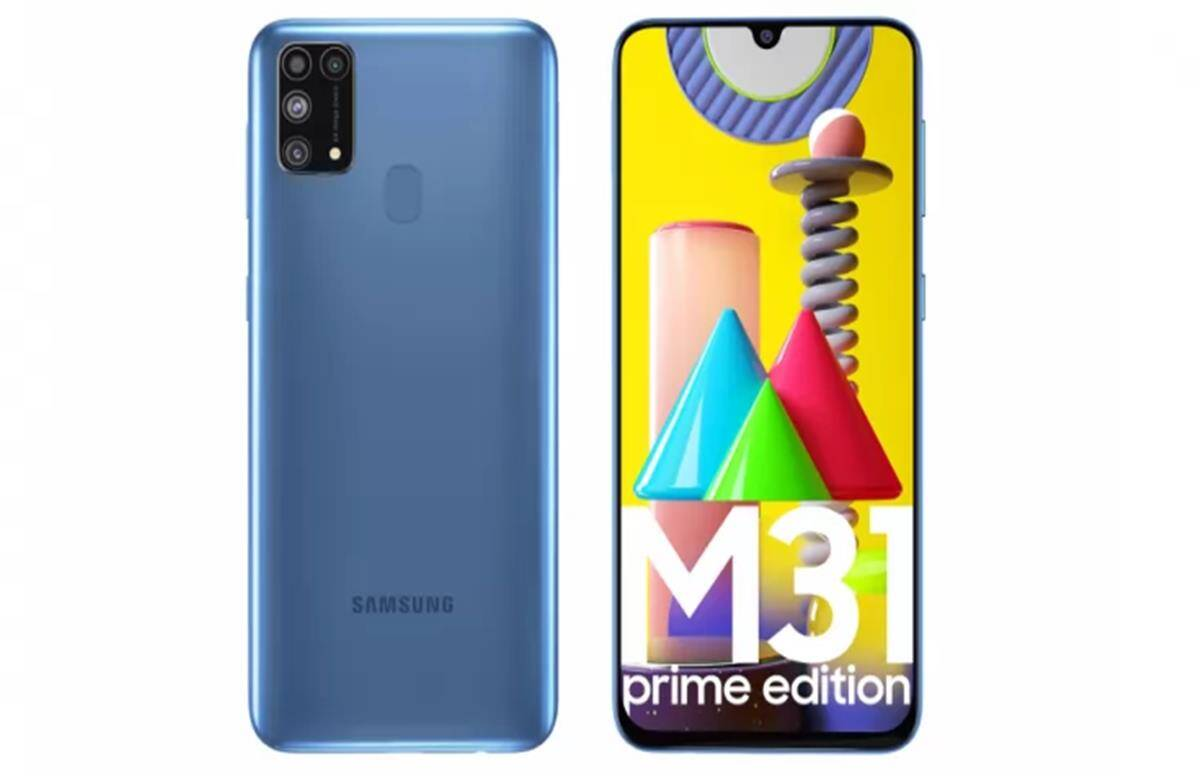 Samsung Galaxy M31 Prime price in India customers get Amazon Prime free with samsung mobile - Samsung Galaxy M31 Prime launch with 64MP camera, 3 months Amazon Prime membership will be free, know price