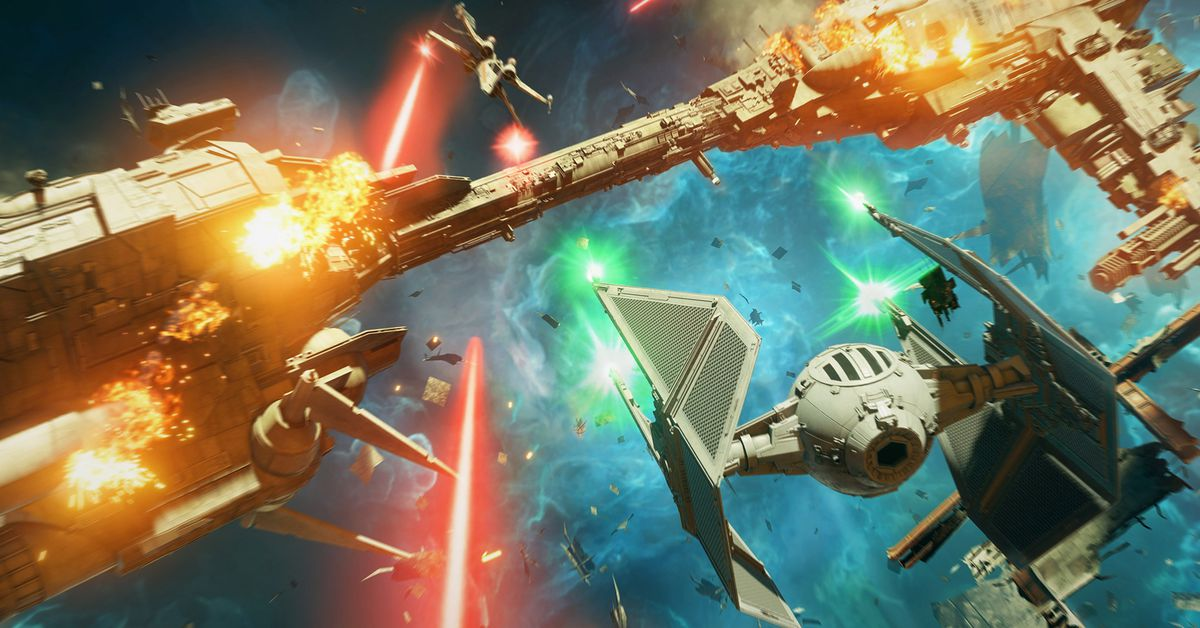 Star Wars: Squadrons review: a new hope for Star Wars video games