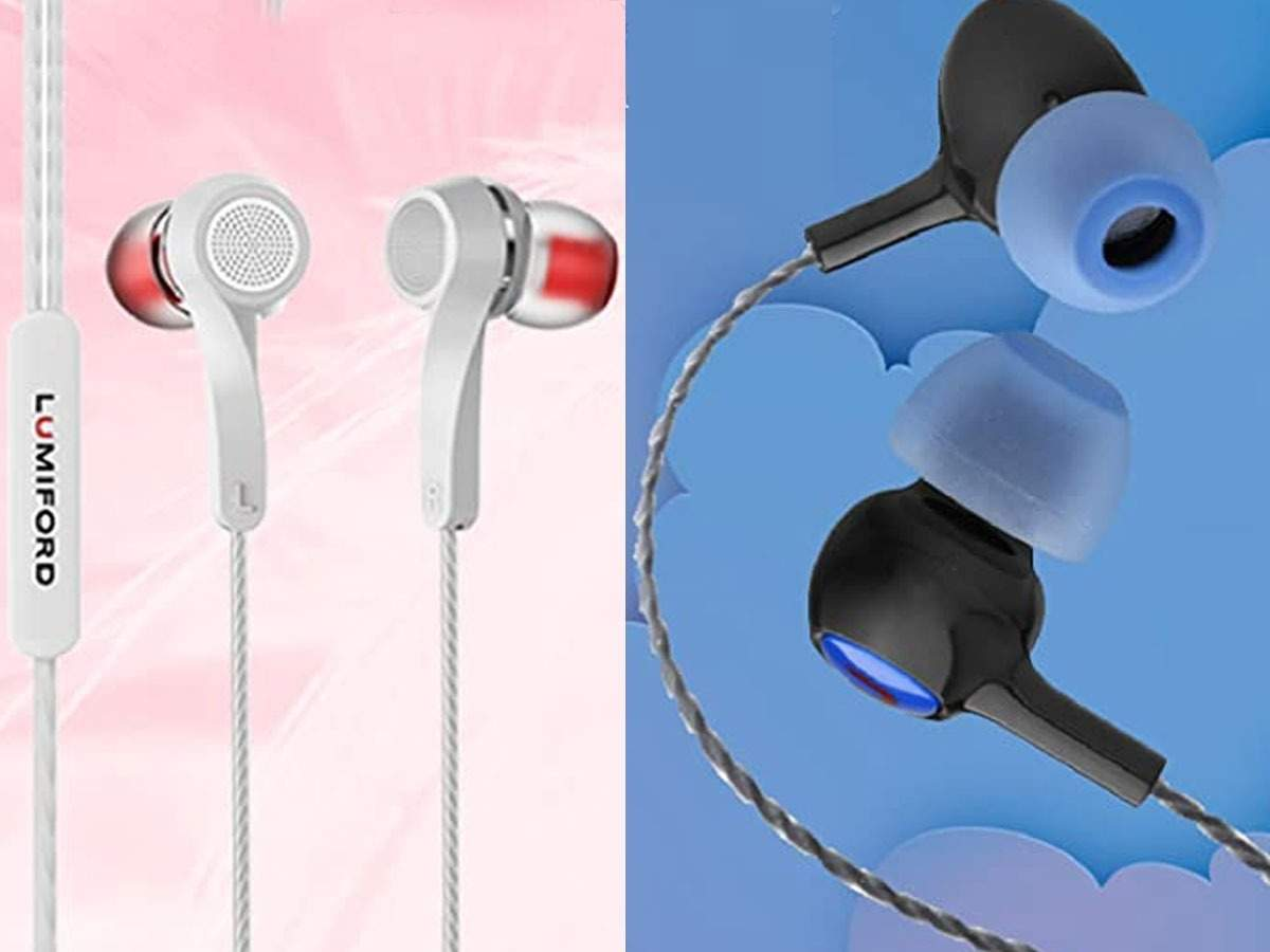 lumiford earphones: Lumiford launches 3 earphones with better sound quality - lumiford launches feature rich wired earphones u20 u30 and u40, know details