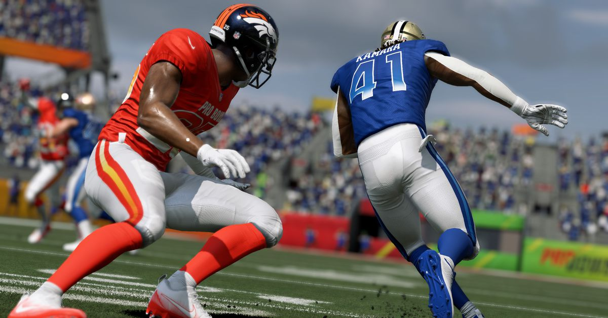 2021 NFL Pro Bowl will take place virtually, in Madden NFL 21