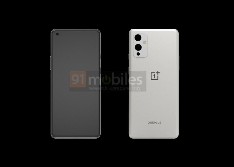Alleged OnePlus 9 CAD render gives a look at the design