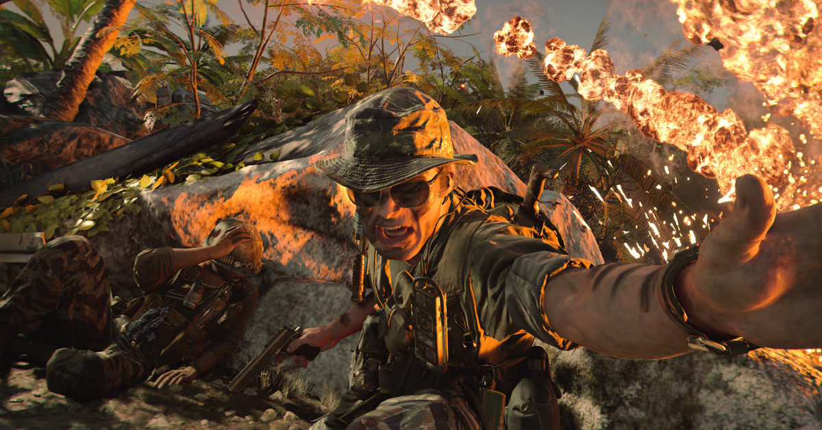 Call of Duty: Black Ops Cold War's campaign plays games with history