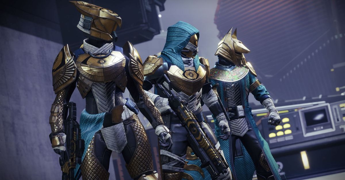 Destiny 2 Trials of Osiris rewards, Nov. 6-9