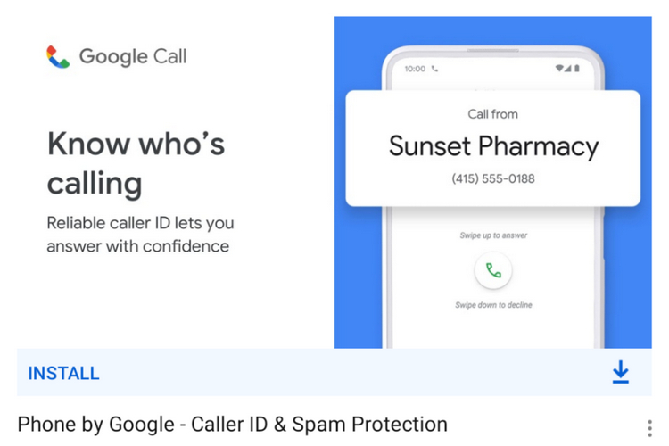 Google's Phone App May Get Rebranded to 'Google Call' with a Colorful Icon