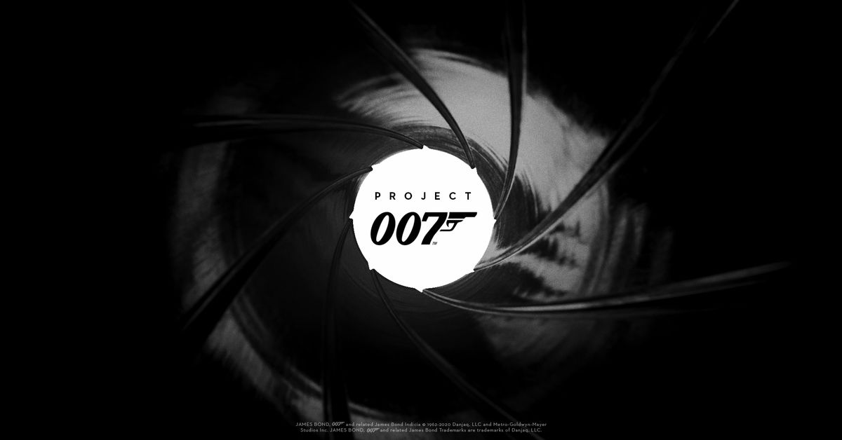 James Bond game Project 007 coming from Hitman developer IO Interactive