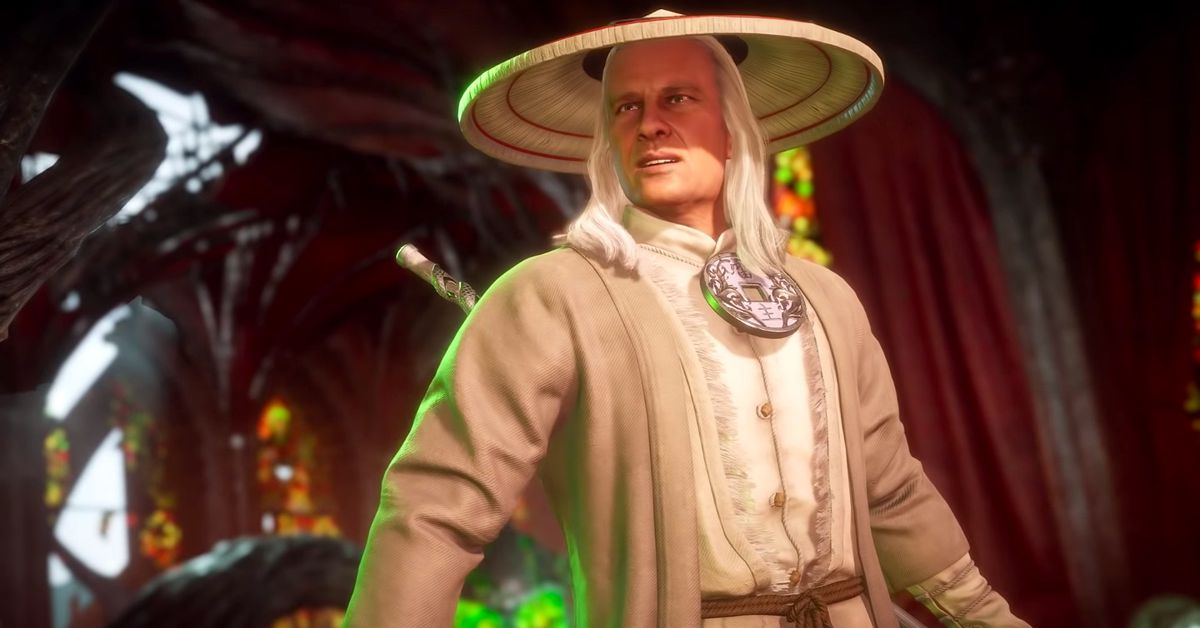 Mortal Kombat 11 adds MK movie actor skins for Raiden, Johnny Cage, Sonya