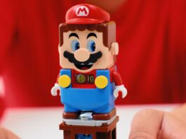 New Lego Super Mario sets coming in January, Master Your Adventure Maker Set