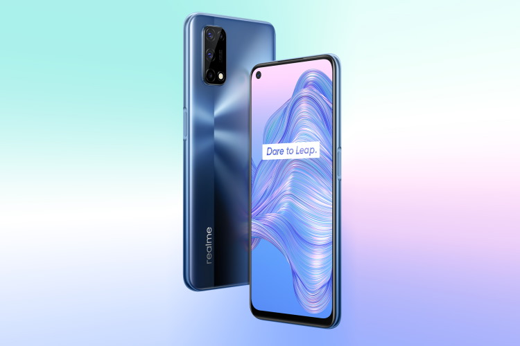 Realme 7 5G Launched with Dimensity 800U, 120Hz Display & 48MP Quad-Cameras