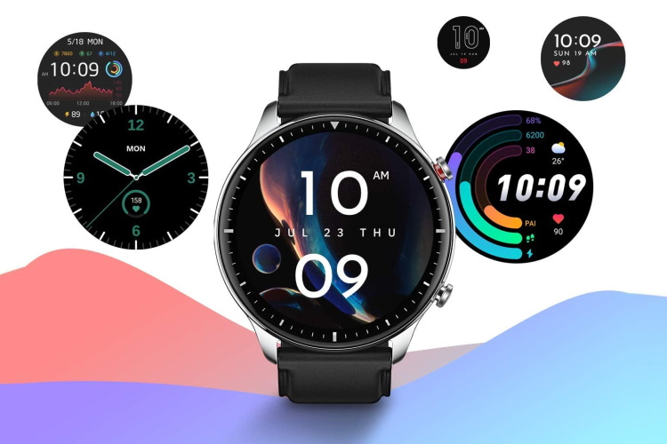 Amazfit GTR 2 Goes Up for Pre-order in India; Price Starting at Rs. 12,999