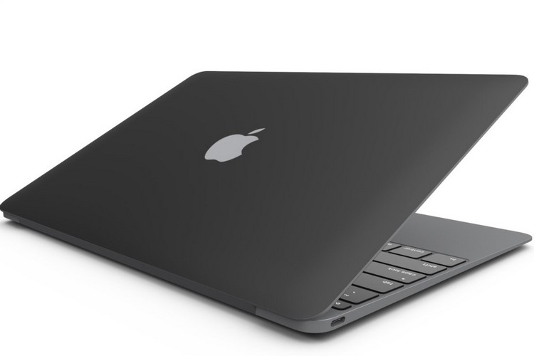 Apple Is Developing a Matte-Black Finish for Its MacBook