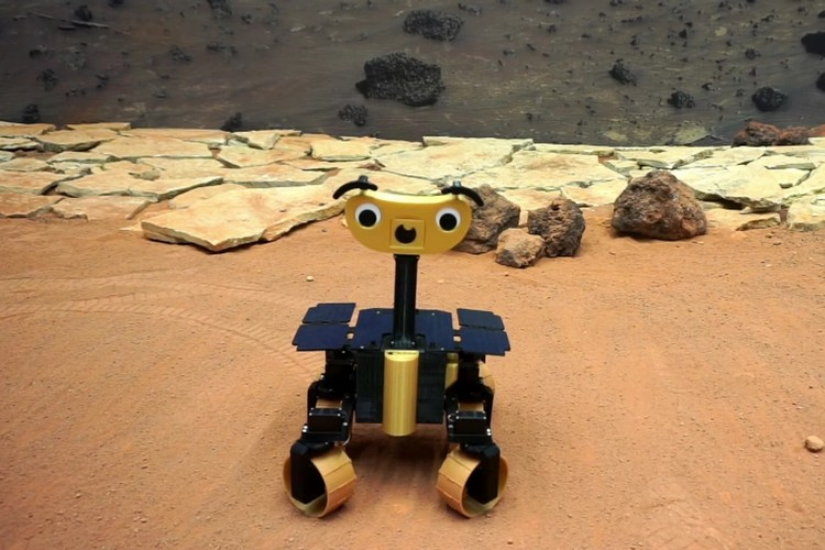 Check out This DIY Mars Rover You Can Build at Home for $600