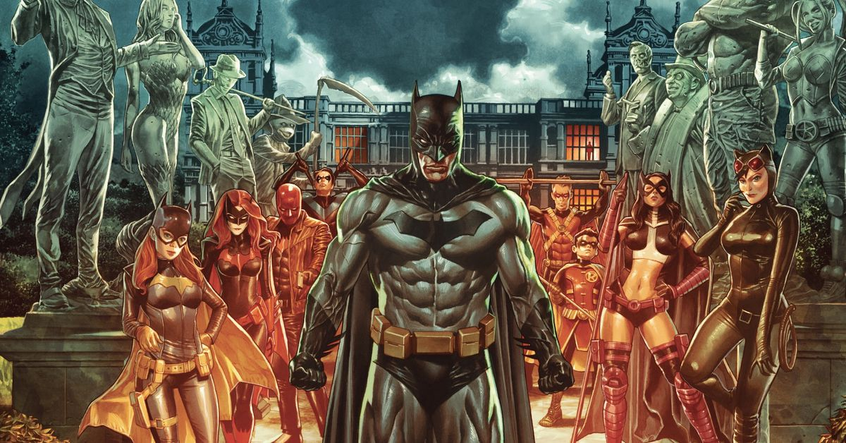 DC's Batman: Detective Comics gets historic new writer in 2021