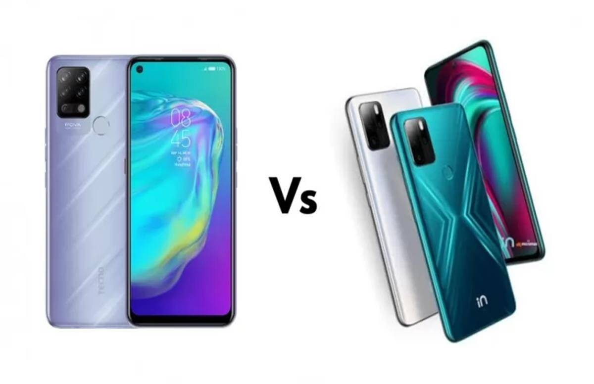 Tecno Pova vs Micromax In Note 1 These Best Smartphones under 15000 comparison of price, specifications - Tecno Pova vs Micromax In Note 1: Who is more 'strong' in terms of features