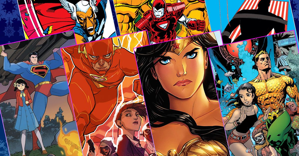 The best comics to read if you love DC or Marvel movies and want more