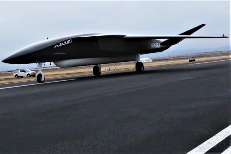 This Unmanned Aircraft Can Be Used to Launch Satellites