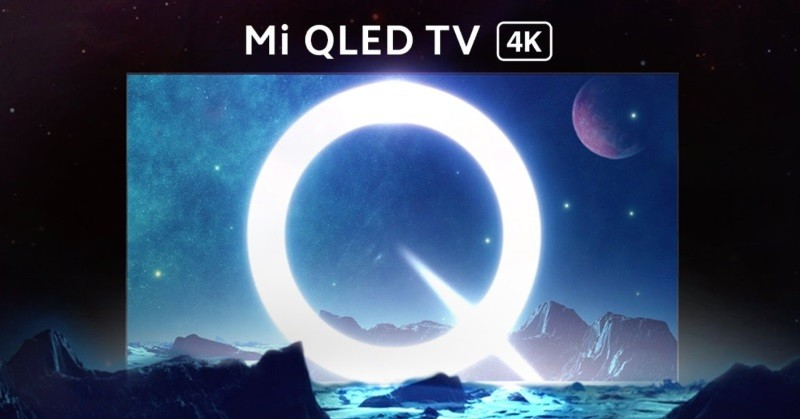 Xiaomi confirms Mi QLED 4K TV launch for December 16 in India