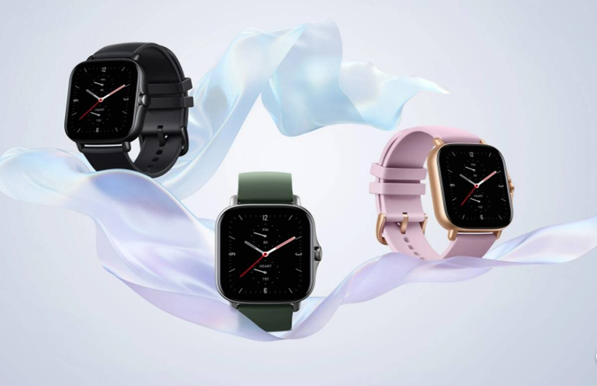 Amazfit GTS 2e and GTR 2e India prices revealed ahead of launch Amazfit vs xiaomi vs realme smartwatches