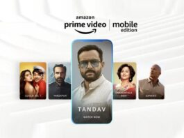 Amazon Prime Video Mobile Edition Launched in India; Starting at Rs. 89/ Month