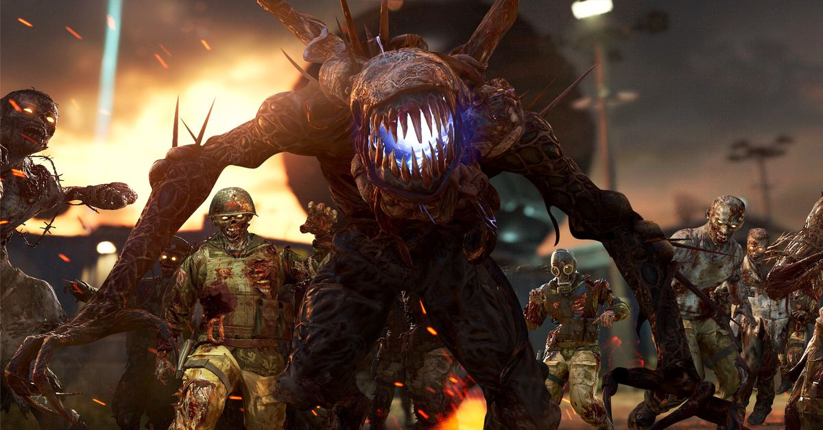Call of Duty: Black Ops Cold War is getting a new Zombies map