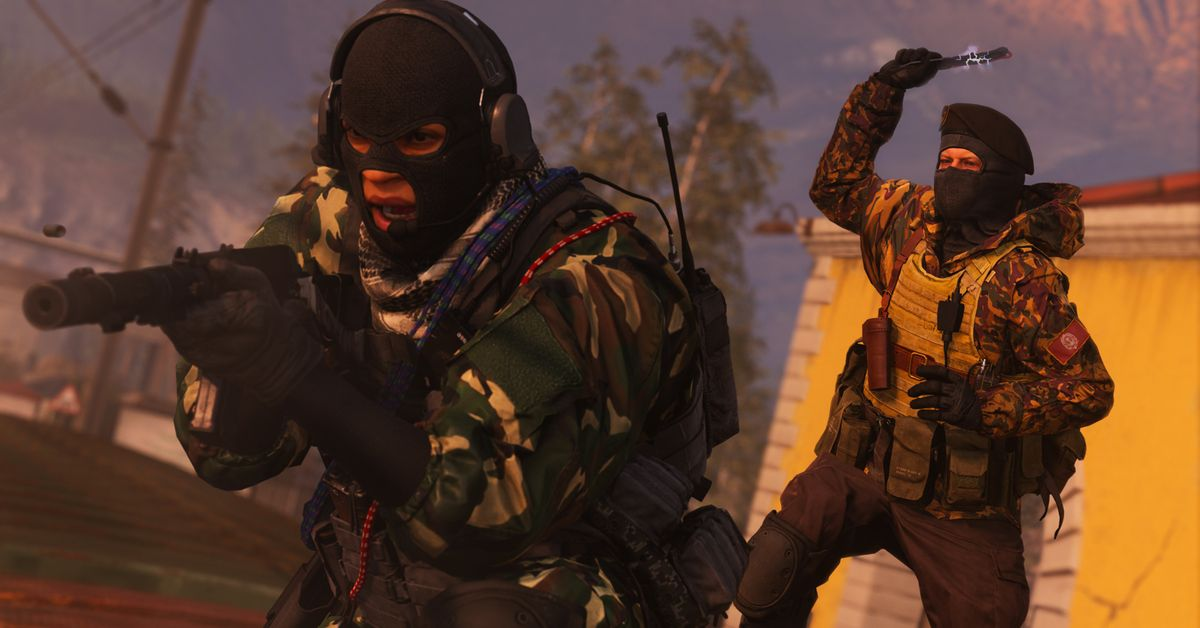 Call of Duty: Warzone patch fixes infinite stim, nerfs DMR-14