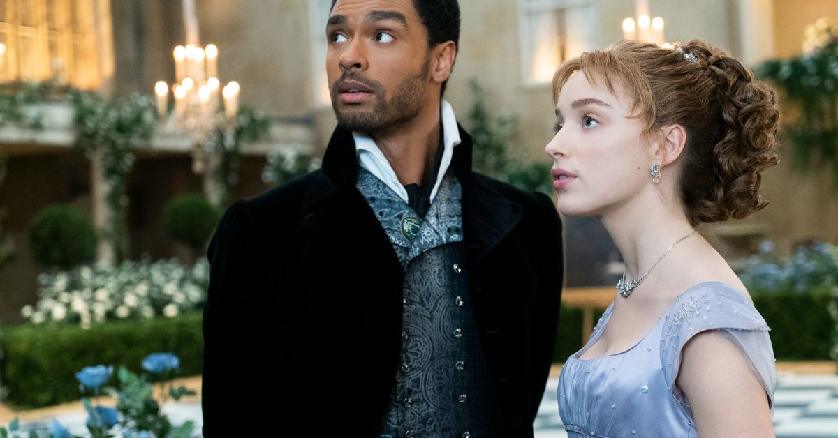 Continue the Regency romance intrigue of Netflix's Bridgerton with this RPG