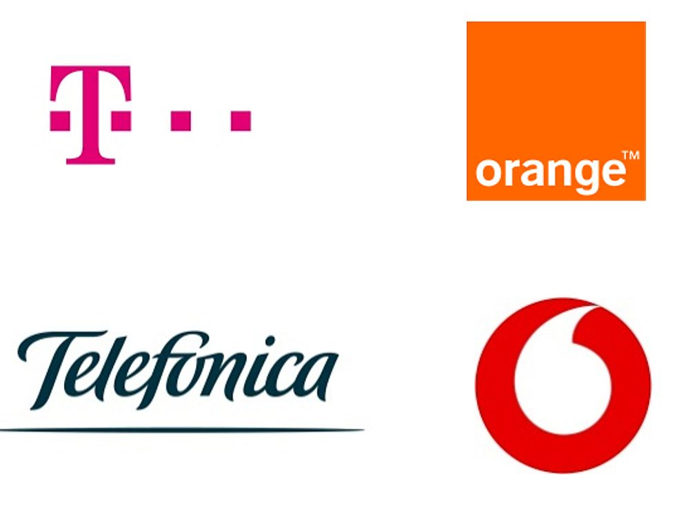 Four major European operators commit to supporting OpenRAN