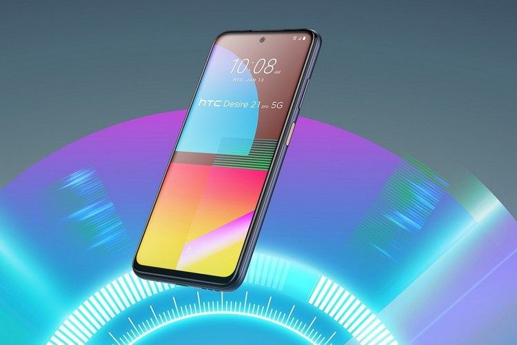 HTC Desire 21 Pro 5G with Snapdragon 690 SoC, 90Hz Display Launched