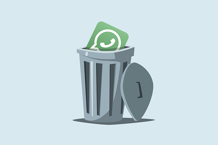 How to Delete WhatsApp Account on Android, iOS, and KaiOS
